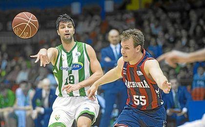 El macedonio no continuará en el equipo verdiblanco.