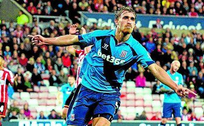 Marc Muniesa saldrá del Stoke, pero su destino aún no está claro.