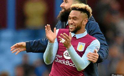 Jordan Amavi quiere salir del Aston Villa.