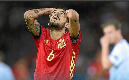 El canterano bético, el mejor futbolista del Europeo.