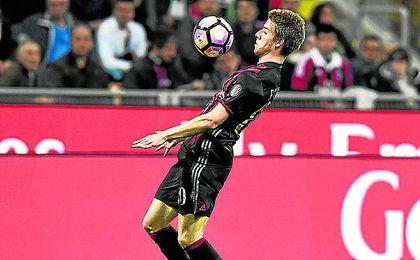 El croata, asiduo en Milán.