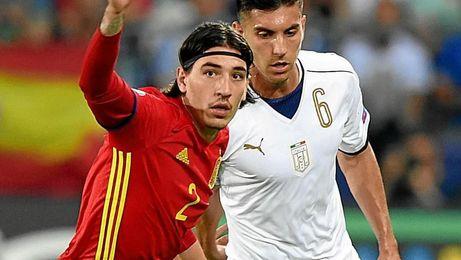 El lateral ha donado dinero por cada minuto jugado en el Europeo.