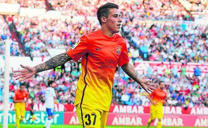 La cláusula de Cristian Tello quedará fijada en 12 millones de euros.