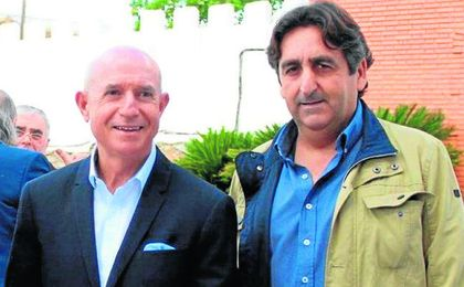 Buenaventura, junto a Serra Ferrer.