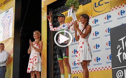 El eslovaco Peter Sagan ha sido el vencedor de la tercera etapa del Tour