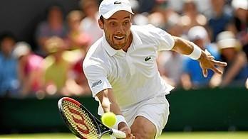 Bautista acompañará al balear en la segunda semana de Wimbledon.