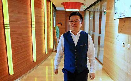 Tony Xia, propietario del Aston Villa.