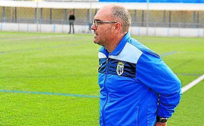 García ha ascendido al Bellavista B tras ser uno de los mejores terceros en Tercera Andaluza.