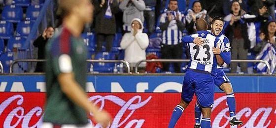 Carles Gil, cedido al Deportivo