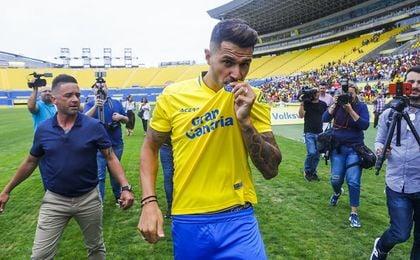 Vitolo se expone a una sanción de cuatro a seis meses