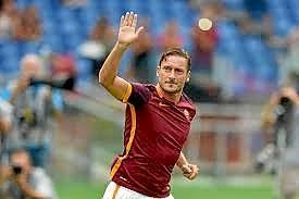 Totti anuncia que será directivo de la Roma