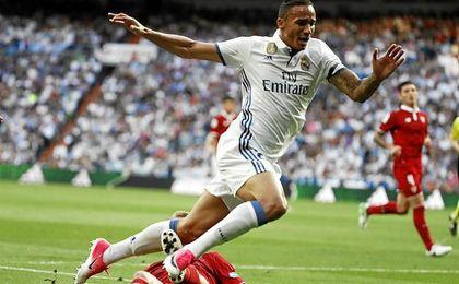 Danilo puede tener las horas contadas en el Real Madrid.