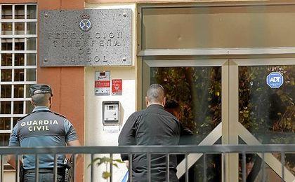 Imagen del registro en la Federación.