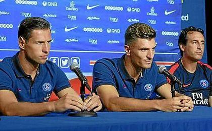Unai Emery le ha dicho a Krychowiak que se busque equipo.