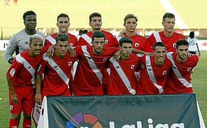 Sevilla Atlético 1-0 All Stars Kenia: La era Tevenet empieza con un triunfo