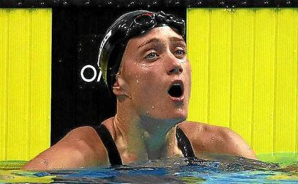 Mireia Belmonte ha caído eliminado en 200 estilos y 400 libre.