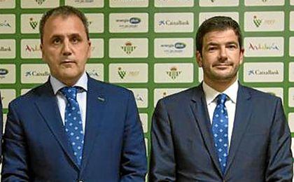 Fernando Moral y Ramón Alarcón comparecerán ante los medios.