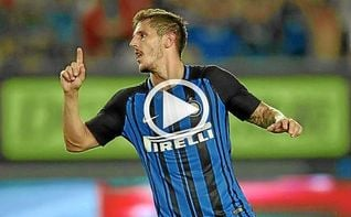 Jovetic da el triunfo al Inter mientras aguarda su destino