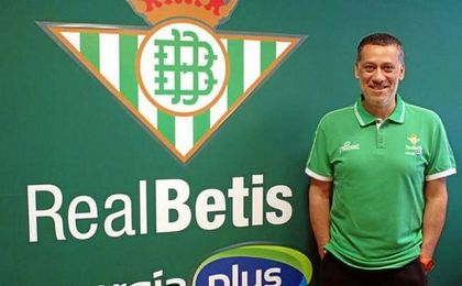 Alejandro Martínez será el encargado de devolver al Betis a la ACB