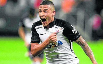 El Corinthians quiere retener a Guilherme Arana hasta final de año.