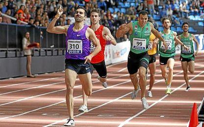 El atleta de Lora del Río estará en el Mundial de Londres.