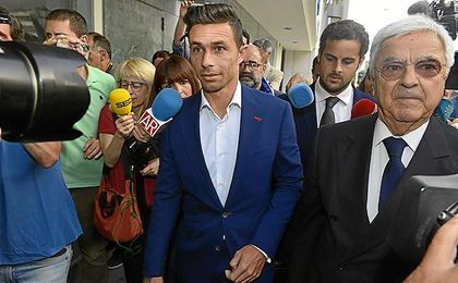 Rubén Castro, absuelto de culpa.