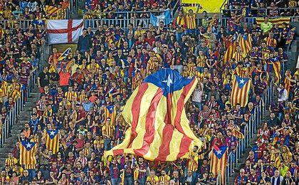 Juez avala que mostrar esteladas en la final de Copa es libertad de expresión