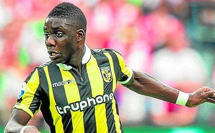 Marvelous Nakamba ha llegado al Brujas procedente del Vitesse.