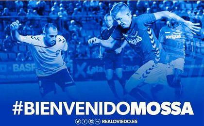El Oviedo refuerza su defensa con el fichaje de Mossa