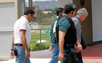 Villar ingresó en prisión el pasado día 20 de julio.