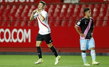 Tras la primera jornada contra Osasuna.