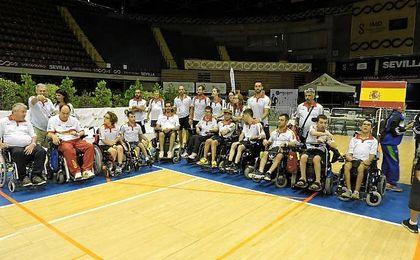 Ceremonia inaugural, preludio de una semana de competición en Sevilla