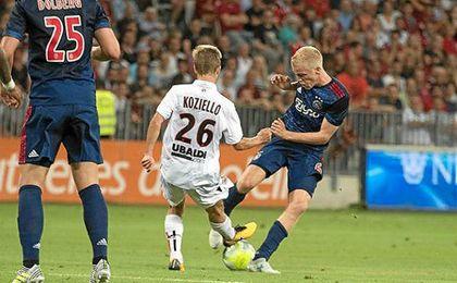 El Niza eliminó al Ajax y será uno de los cocos del bombo dos.
