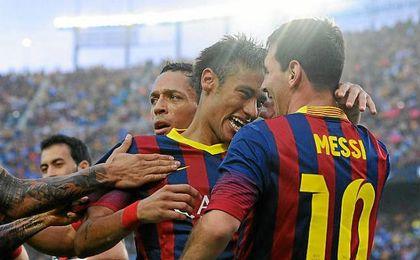 Neymar, hasta ahora a la sombra de Messi, liderará un nuevo proyecto del PSG.