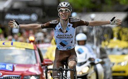 Romain Bardet correrá su primera Vuelta a España