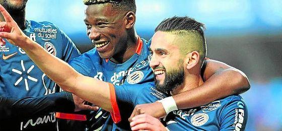 Ryad Boudebouz, un auténtico ídolo en el Montpellier, está a punto de embarcarse rumbo a LaLiga.