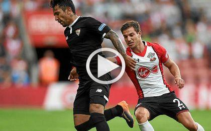 Southampton 2-0 Sevilla FC: Necesita mejorar
