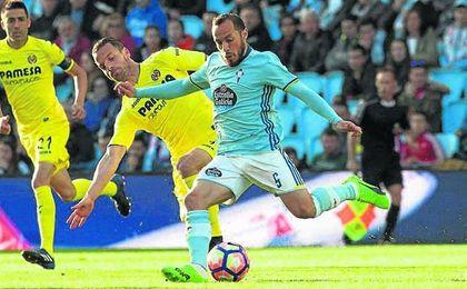 El Celta ha tasado la salida de Marcelo Díaz en 1,5 millones de euros.