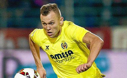 Cheryshev empieza a trabajar con el equipo tras casi diez meses lesionado