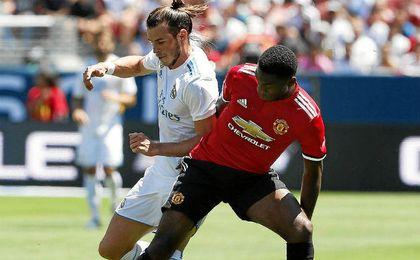 Horario y televisión del Real Madrid-Manchester United
