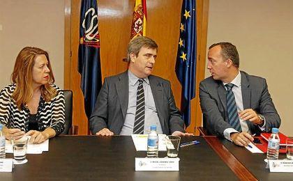 Reunión antiviolencia del Consejo Superior de Deportes que analizó la pitada al himno de España en la final.