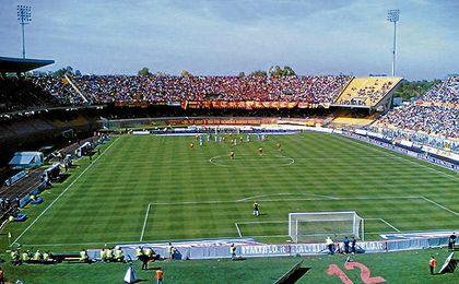 Expectación en Lecce con el Inter-Betis