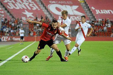 El Sevilla Atlético cae en los penaltis en el Ciudad de Palma