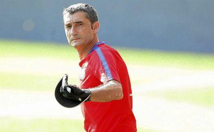 """Valverde: """"El amistoso de Miami es una referencia, pero no la referencia"""""""