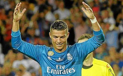 Ronaldo ha sido castigado con cinco partido de sanción.