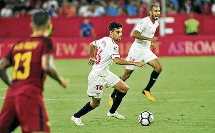 Jesús Navas es el fichaje estival con más experiencia en competiciones europeas.