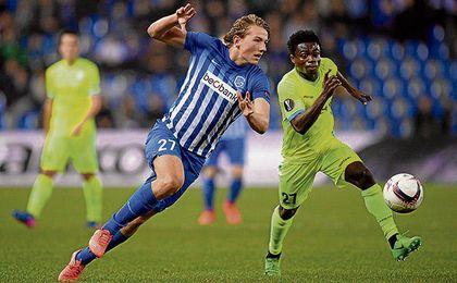 El Sevilla sigue muy pendiente de Berge