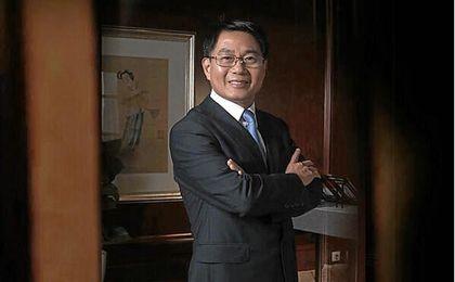 Gao Jisheng es el presidente de la firma deportiva Lander Sports Development.
