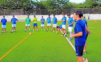 El Villaverde de Francisco Rodríguez ´Chico´ comenzó a trabajar el pasado 31 de julio.