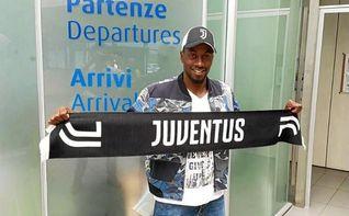 Matuidi, en Turín para fichar por la Juventus